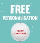 Srixon ball personalisation - from £17.99