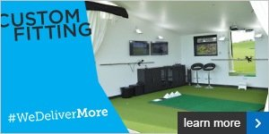 Custom Fitting Manston Warren Bennett Golf Academy