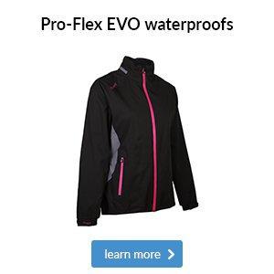 ProQuip Pro-Flex EVO ladies waterproofs